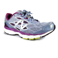 New Balance 880v5 Womens Sz 7 D Wide Gray Purple Running Training Athletic Shoes