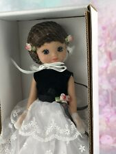 "8"" Tonner Betsy McCall Rose Cotillion"