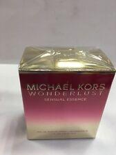 Michael Kors Wonderlust SENSUAL ESSENCE 1.7 OZ  EAU DE PARFUM SPRAY NEW IN BOX