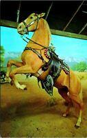Victorville CA Roy Rogers Dale Evans Museum Postcard unused (20142)