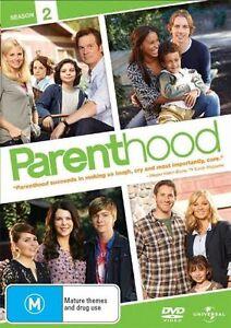Parenthood Season 2  Region 4 PAL DVD 2011 6-Disc Set  Brand New Sealed