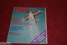 Pilot Magazine 1981 October BN2 Islander,Enstrom Helicopter