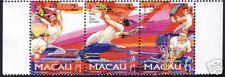 [W] Macau 1997 Drunken Dragon 3v Stamps Mint NH