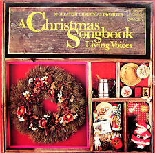 A Christmas Songbook Living Voices 1974 EXCELLENT (RCA ACL 1-0621)