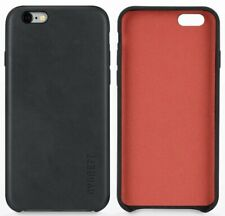 Cygnett Urban Wrap Cover Case for iPhone 6 6S Black Leather CY1828CPURB