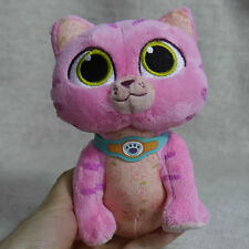 "Disney Doc McStuffins Friends Whispers the Pink Cat 6"" Stuffed Play Soft"