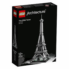 LEGO Architektur Der Eiffelturm 21019 Eiffel Tower Turm Paris NEU NEW OVP SEALED