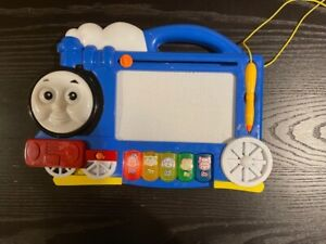 Thomas the Train Etch-a-Sketch, batteries not included