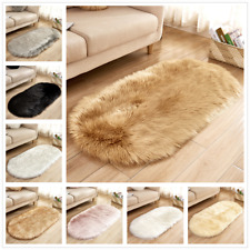 Navajo Rug Oval Fluffy Room Rugs Anti-Skid Rug Dining Room Carpet Bedroom Mat
