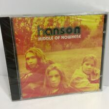 Hanson Music CD Middle of Nowhere Sealed New 1997 MMMBop Hit Song Mercury Label