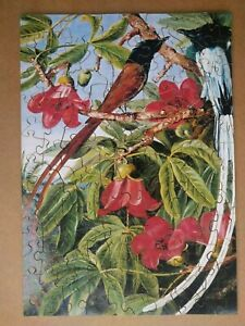Wentworth Collectors 140 piece Wooden Jigsaw Puzzle - The Red Cotton Tree