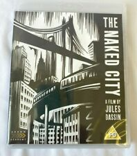 The Naked City (1948) - Arrow Academy BLU RAY + DVD + booklet -  SEALED - (ROM)