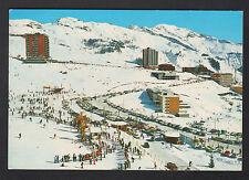 ORCIERES-MERLETTE (05) HOTELS en vue aérienne en 1974