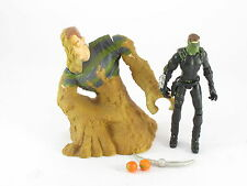 MARVEL Legends SPIDER-MAN 3 Melma ATTACCO NUOVO Goblin & Sandman