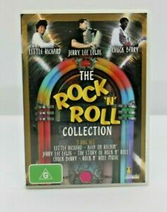 The Rock 'N' Roll Collection 3 Disc set Free Post