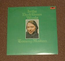 TOMMY MAKEM in the dark green woods 1974 CANADA POLYDOR STEREO VINYL LP