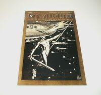 Twilight #1 1990 DC Comics Copper Age Mini Series
