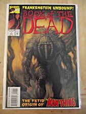 Book of The Dead #1 Origin of Man-Thing 1993 VF