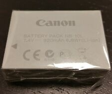 Genuine Canon NB-10L Li-Ion Battery for Canon PowerShot Cameras