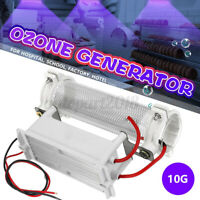 DC12V 10g/h Portbale Generator Ozone Tube For Water Purified Food