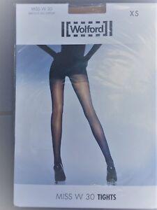 Wolford Miss W 30 Tights XS: 34-36 (D,A,CH)