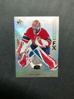 2017-18 UD SP Authentic Spectrum FX #S-10 Carey Price - Unscratched