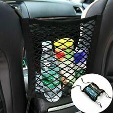 Elastic Mesh Net Bag Between Car Seat Organizer Luggage Storage Holder Pocket US