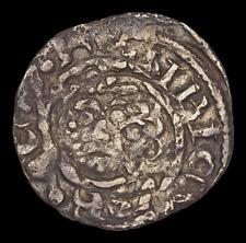 """ENGLAND. Richard I """"The Lionheart"""", 1189-1199. Silver Penny, Stivene on London"""