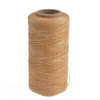 RITZA TIGRE WAXED HAND SEWING THREAD 0.8mm FOR LEATHER//CANVAS 2 NEEDLES BEETROOT