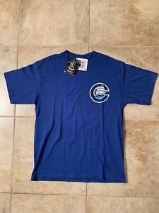 DEREK JETER Columbus Clippers 2-Sided Baseball Player T-SHIRT NWT RARE