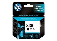 Genuine Original HP 338 Black Ink Cartridge, FREE POSTAGE