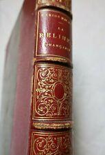 Marius Michel LA RELIURE FRANCAISE depuis l'invention de l'imprimerie jusqu'à...