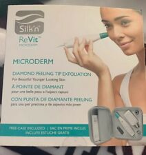 Silk'n Revit Microderm Complete Kit w/ Case