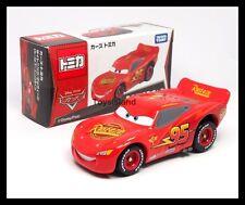 Tomica Disney CARS Lightning McQueen 2016 NEW MODEL Diecast TAKARA TOMY