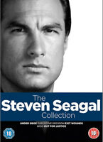 The Steven Seagal Collection DVD (2011) Andrew Davis cert 18 5 discs ***NEW***