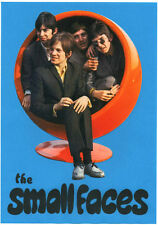 SMALL FACES  POSTER. Mod,  psychedelia.