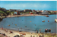Northumberland Postcard - The Bay - Cullercoats - Ref 3314A