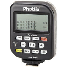 Phottix Odin Ttl Flash Trigger Transmisor Para Cámaras Canon V1.5