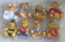 McDonald's 8 Winnie The Pooh Soft Toy Complete Set Mip