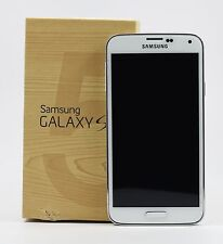 USED- Samsung Galaxy S5 32GB SM-G900H Octa Core White (FACTORY UNLOCKED)