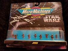 Vintage Star Wars Micro Machines Jawas