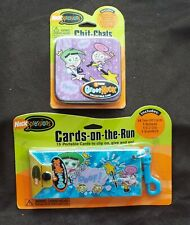 Nos Fairly Odd Parents Nickspressions Chit-chats, Cards on the Run Novelty Toys