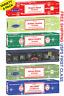 Nag Champa Incense Sticks Variety 6 Pack Gift Set of 6 Original Satya Incenses