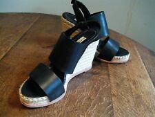 Balenciaga Leather Wedge Size 40 / US 9