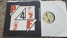 "P4f PROPAGANDA FOR FRANKIE-Notorious medley with le Freak 12"" vinile discoteca"