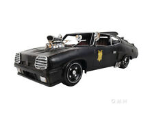 Mad Max Pursuit Special Ford Falcon XB GT Coupe 1973 V8 Interceptor Metal Model