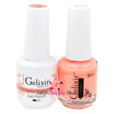 GELIXIR Soak Off Gel Polish Duo Set (Gel + Matching Lacquer) - 055