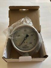 Ashcroft Instruments GmbH 800psi Pressure Gauge