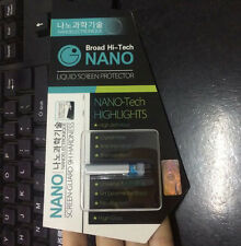 Nano Liquid Phone Touch Screen Proector Film LCD Coating Technology For Phone