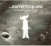 Jamiroquai - The Return Of The Space Cowboy - 2013 (NEW 2CD)
